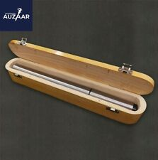 5mt Lathe Mandrel Alignment Test Bar Mt5 Shank En31 17 12 Inch 442mm Woodenbox