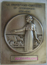 MED4582 - MEDAILLE PREVENTION ROUTIERE 1949-1974 par TURIN
