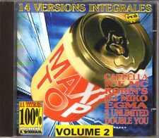 Compilation - Maxi Top Volume 2 - CD - 1994 - Eurodance Flarenasch