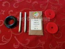 Metal Thread Spool Pin Kit Singer 15-91, 27,28,66,99,127,128,201  Bonus needles