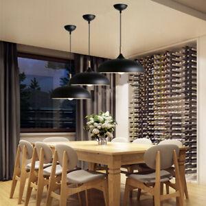 3X Bar Lamp Black Pendant Lighting Bedroom Pendant Light Kitchen Ceiling Lights