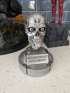 Terminator 2 Judgment Day Statue Bust