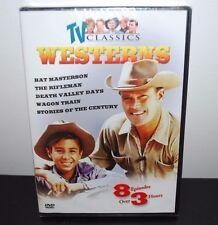 TV Classics Westerns The RifleMan Wagon Train Death Valley DVD