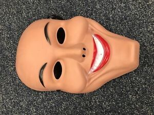 FEMALE PURGE MASK GROUP HALLOWEEN GRIN MOVIE HORROR FANCY DRESS UNIQUE UK SCARY