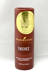 Young Living essential oil Thieves Roll-On New 10ml Disinfecting☆ Antibacterial