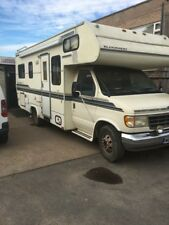 FORD AMERICAN CAMPERVAN. RUNNING PROJECT. IN VGC DIESEL VERY LOW MILEAGE