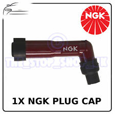1x Genuine NGK Red Spark Plug Cap To Fit Kawasaki EN400 1985-1994 SPC4NA24