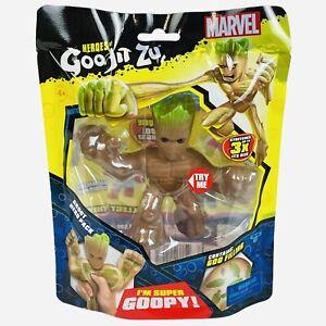 Heroes Of Goo Jit Zu Marvel GROOT Here Pack New 2021 Moose Toys