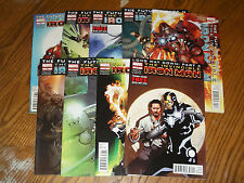 THE INVINCIBLE IRON MAN #519 thru #527(last issue) MARVEL Comics! Great Deal!