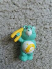 "Vintage Care Bears ""Wish Bear"" 2.5"" PVC Mini Figure Figurine (Kenner, 1983)"
