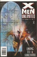 X-Men Unlimited #3 | December 1993 | MARVEL Comics