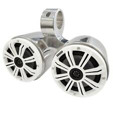 Wakeboarding Tower KICKER 6.5 inch Speaker and Bullet Pod Set COMBINED UNIT