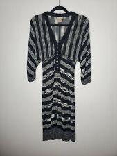 Karen millen size 1 mesh sheer dress