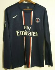 Nike Paris Saint-Germain Fly Emirates Lfp Football Large Jersey Embroidered