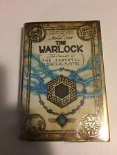 Scott, Michael THE WARLOCK 1st Edition 1st Printing