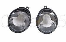 Automotive Lighting AL Headlight Lenses PAIR Fits PORSCHE 911 993 1994-1997