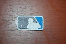 "Toronto Blue Jays 1 5/8"" MLB Logo Patch Shield Blue/Silver Baseball"