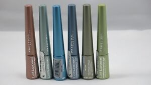 Lot  6x New Prestige Let Loose Shimmering Eye Shadow Dust-Assorted Colors