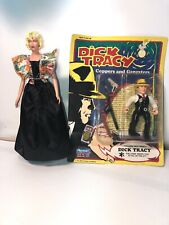 Dick Tracy Playmates Moc Unpunched And Breathless Mahoney Applause Doll