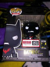 Funko POP! Batman Beyond METALLIC (BBTCS Limited Edition) SHIPS IN SOFT PRO