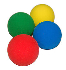 Sold Single Only Cricket Foam Sponge Soft Balls Throwing Catching Playball