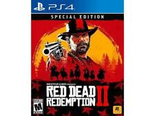 Red Dead Redemption 2 Special Edition - PlayStation 4
