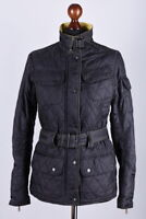 Barbour International Quilt Belted Classic Jacket Size S / UK8