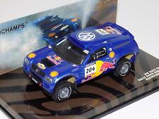 1/43 Minichamps Volkswagen Race Touareg #204 Paris Dakar 2004 436 045304