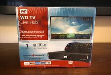 Western Digital WD TV 1TB Live Hub Media Center **NEW FACTORY SEALED**