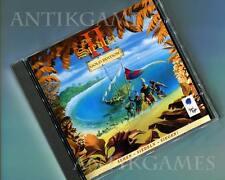 Die Siedler 2 II Veni Vidi Vici & Mission CD = Gold PC in CD-Hülle DEUTSCH