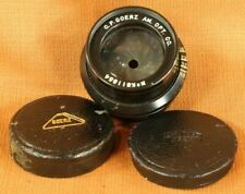 "C P Goerz AM Opt Co 8 1/4"" f/6.8 Kenro Dagor Large Format Process Lens MINT"