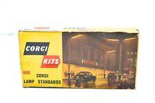 CORGI KITS 606 LAMP STANDARDS