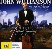 JOHN WILLIAMSON In Symphony CD/DVD BRAND NEW