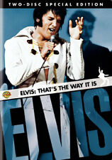 Elvis: That's The Way It Is (DVD,1970)