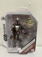 Star Wars The Child Disney Store Toybox Action Figure Mandalorian In Hand