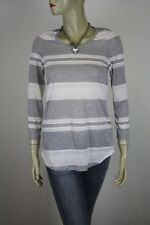 COUNTRY ROAD Cropped Sleeve Top sz 8 - BUY Any 5 Items = Free Post
