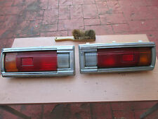 Datsun Early Sunny B310 Sedan Tail Lights (pair) 1977 - 1981