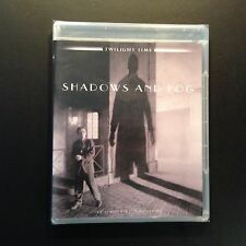 Shadows and Fog (Blu-ray, 2015, (1991), Twilight Time, Woody Allen)