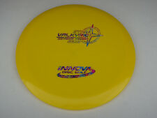 DISC GOLF INNOVA STAR VALKYRIE DISTANCE DRIVER WORLD RECORD 172g YELLOW