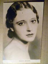 Vintage Postcard of Dorothy Bouchier Film Weekly Series 112, London( UK Actress)