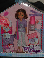 2006 HOLLY HOBBIE DESIGN MY STYLE AMY MORRIS DOLL GIFTSET BY MATTEL