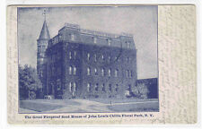 Childs Seed House Floral Park New York 1910 postcard