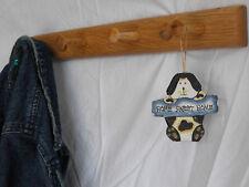 wooden coat rack shaker style oak 3 peg rack small peg