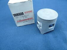Yamaha yz80_58t_1985 _ Piston _ Piston _ 2nd O/S _ + 0,50 mm_58t-11636-11 _ Moteur _ engine