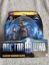 Dr who Action Figure Silurian Warrior Alaya
