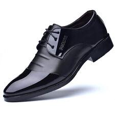 Herren Lackschuhe Schwarz in Herren Business Schuhe günstig