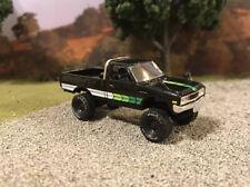 1978 Datsun 4x4 Lifted Custom 1/64 Diecast Truck Farm Off Road 4WD Mud 70's. M2