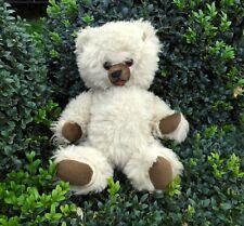 Alter Teddy mit Brumme - Höhe: ca. 33cm