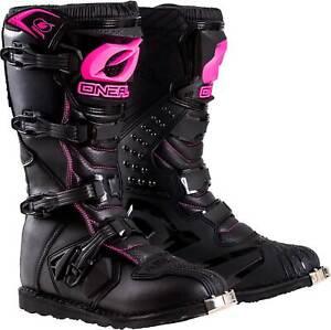O'Neal Women's Rider Boots - MX Motocross Dirt Bike Off-Road Enduro ATV Gear
