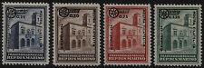 San Marino - 1934 - Fiera Milano - Serie completa Sassone S.33 - nuova - MH